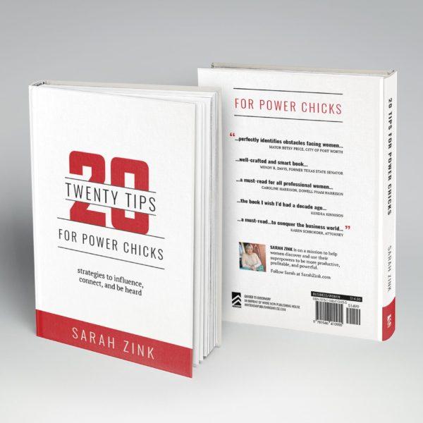 20 Tips for Power Chicks Mockup 1